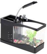 Fish tank - SODIAL(R)USB Mobile Mini Electronic Desktop Fish tank