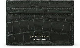 Smythson Leather Mara Card Holder