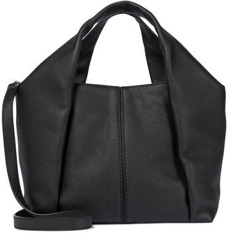 Tod's Shirt Small leather tote