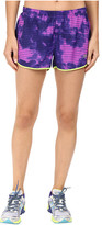 New Balance Printed Woven Run Shorts
