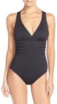 LaBlanca Women's La Blanca Cross Back One-Piece Swimsuit