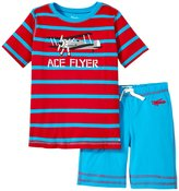 Hatley Fighter Plane Play Set (Toddler/Kid) - Red - 5