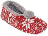 Hanes Knit Ballerina Slippers