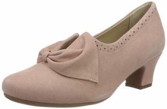 Hotter Women's Donna Wide Fit Uniform Dress Shoe