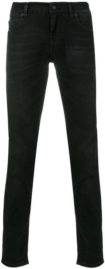 Dolce & Gabbana straight leg trousers