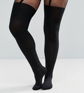 Pretty Polly Plus Suspender Tights