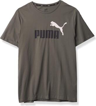 Puma Men's ESS 2 COL Logo TEE