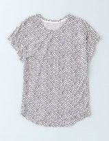 Boden Pretty Printed Tee