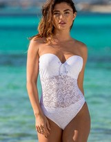 Pour Moi? Pour Moi Puerto Rico Padded Underwired Swimsuit
