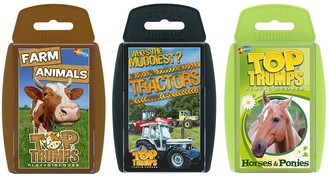 Top Trumps Card Game Bundle - On The Farm