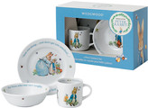 Wedgwood Peter Rabbit Boy's 3 Piece Set
