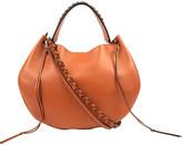Loewe Fortune leather hobo bag