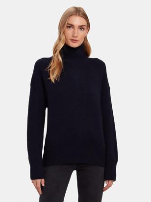 360 Cashmere Tasha Turtleneck Sweater