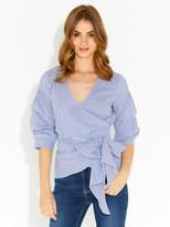 Portmans Willow Wrap Top