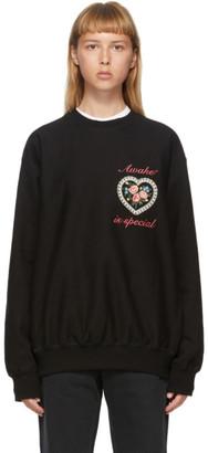 Awake NY Black Awake Is Special Sweatshirt
