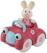 International Playthings ELC Toybox Rosie Rabbit & Her Motor Car by