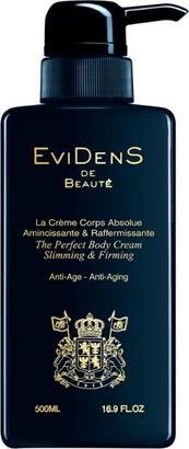 Evidens De Beauté Evidens De Beaute The Perfect Body Cream Slimming & Firming (500Ml)