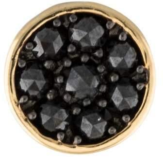 Alison Lou 14K Caviar Diamond Single Stud