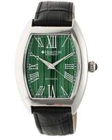 Heritor Baron Automatic Green Dial Men's Watch HR6003