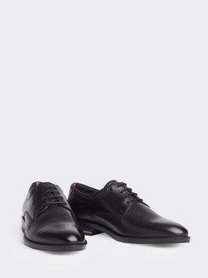 Tommy Hilfiger Signature Smooth Leather Shoes