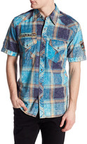 Affliction View Finder Regular Fit Woven Shirt