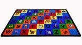 Kids World Carpets Charlie & Friends 1019