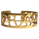 Saint Laurent Gold Bracelet