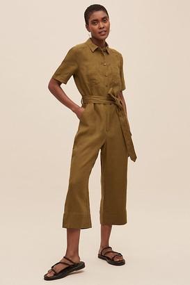 Beza Linen Jumpsuit