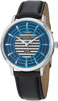 Stuhrling Original Men's 398.331516 Classic Winchester Colosseum Swiss Quartz Slim Dial Watch