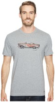Life is Good Cruisin' Dog Crusher Tee Men's Short Sleeve Pullover