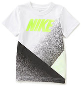 Nike Little Boys 4-7 Carbon Copy Short-Sleeve Tee