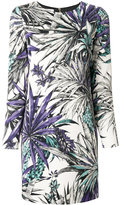 Fausto Puglisi floral print dress - women - Silk/Spandex/Elastane/Acetate/Viscose - 40