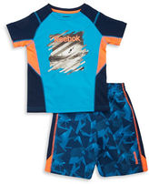 Reebok Boys 2-7 Jersey Tee and Shorts Set