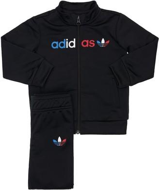 adidas Techno Recycled Track Jacket & Pants