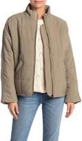 Elodie K Quilted Dolman Sleeve Jacket