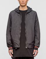 McQ Hooded Blouson Jacket