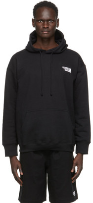Vetements Black Limited Edition Hoodie