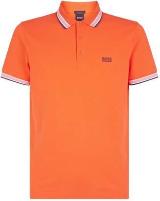 BOSS Pique Cotton Polo Shirt