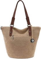The Sak Silverwood Crochet Tote, a Macy's Exclusive Style