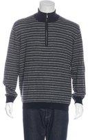 Ermenegildo Zegna Cashmere Patterned Sweater