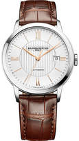 Baume & Mercier Baume / Mercier 10263 Classima alligator-leather watch