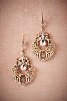 BHLDN Agata Chandelier Earrings