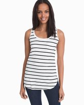 White House Black Market Tunic Tank Top