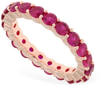 Talita 10:10 Thin Pink Ring