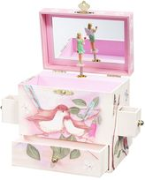 Enchantmints Sweet Fairy Wrens Musical Jewelry Box