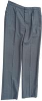 Chloé Grey Wool Trousers