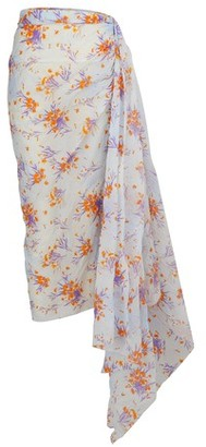 Dries Van Noten Asymmetric skirt
