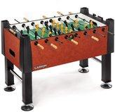 """Carrom Signature 4'2"""" Foosball Table"""