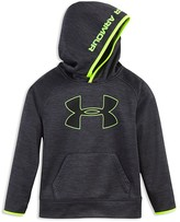 Under Armour Boys' Space Dyed Fleece Hoodie - Sizes 4-7