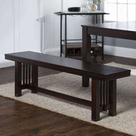 Marvelous Wood Dining Bench Shopstyle Onthecornerstone Fun Painted Chair Ideas Images Onthecornerstoneorg
